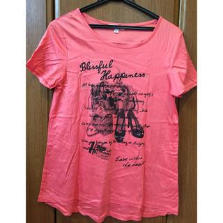 アルファキュービック(ALPHA CUBIC)のTシャツ(Tシャツ(半袖/袖なし))