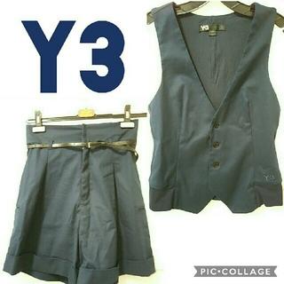 ワイスリー(Y-3)のY3  パンツのみ、ジレは売り切れました(カジュアルパンツ)