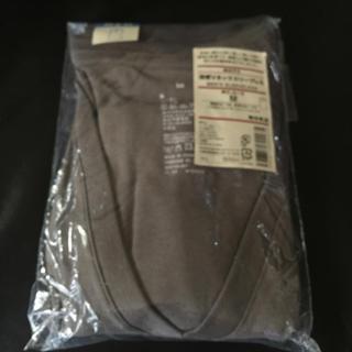 ムジルシリョウヒン(MUJI (無印良品))の無印良品 綿混天竺 涼感Vネックスリーブレス 紳士 M(Tシャツ/カットソー(半袖/袖なし))