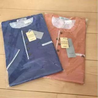 ムジルシリョウヒン(MUJI (無印良品))の【新品】半額以下  シャツ トップス 半袖(Tシャツ(半袖/袖なし))