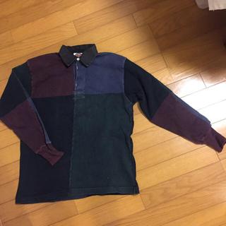 バーバリアン(Barbarian)のBARBARIAN メンズラガーシャツ(ポロシャツ)