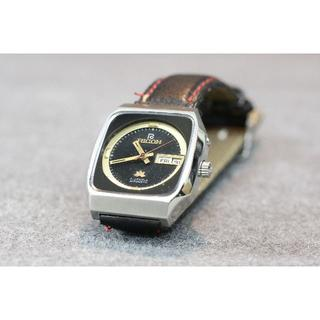 リコー(RICOH)のリコー  スクエア 自動巻き時計(腕時計(アナログ))
