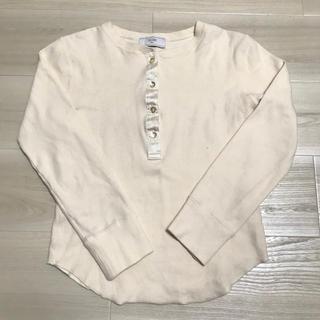 イエナスローブ(IENA SLOBE)の《イエナスローブ》ヘンリーネック ロンT(Tシャツ/カットソー(七分/長袖))