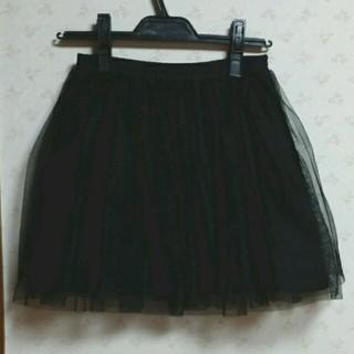 マーキュリーデュオ(MERCURYDUO)のマーキュリー♡チュールスカート(ミニスカート)