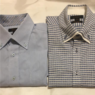 エムエフエディトリアル(m.f.editorial)のm.f.editorial ワイシャツ 2枚セット(シャツ)
