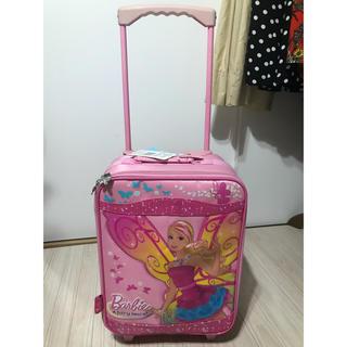 バービー(Barbie)のトランク バービー 子供(スーツケース/キャリーバッグ)