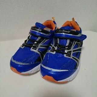 光る靴17㎝☆ダンスや室内履きに