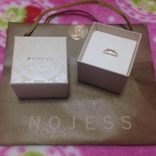ノジェス(NOJESS)のノジェス K10 ピンキーリング(リング(指輪))