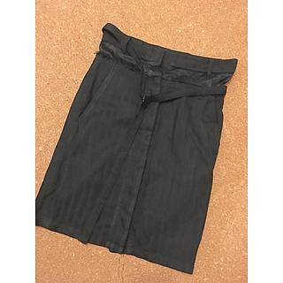 🉐お値下げ‼️ANN DEMEULMEESTER  膝丈スカート 34
