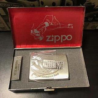 ジッポー(ZIPPO)の未使用品 ヴィンテージ zippo  LIMITED EDITION 特別限定版(タバコグッズ)
