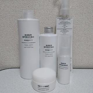 ムジルシリョウヒン(MUJI (無印良品))の無印良品 敏感肌 薬用美白シリーズ(化粧水 / ローション)