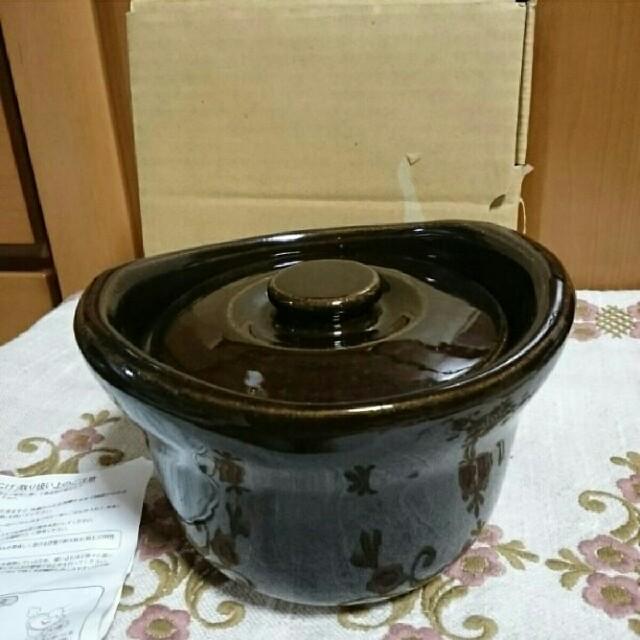 MUJI (無印良品)(ムジルシリョウヒン)の無印良品 土鍋おこげ