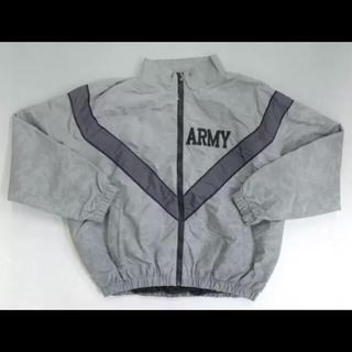 ナイキ(NIKE)のU.S.ARMYACU IPFUトレーニングジャケット US ARMY(ミリタリージャケット)