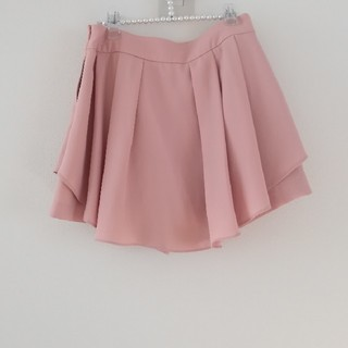 ダズリン(dazzlin)のフレアースカートパンツ(ミニスカート)