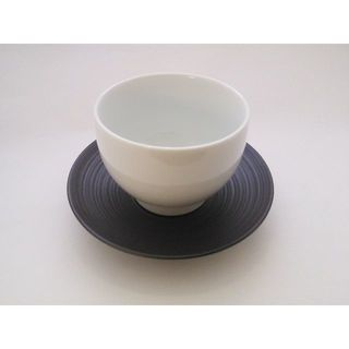 茶碗&茶托セット(別カラーあり)/波佐見焼(食器)