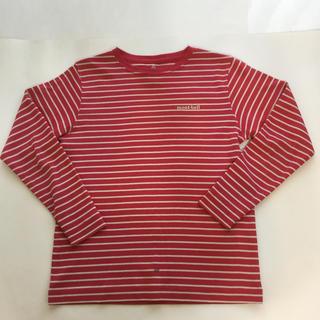モンベル(mont bell)のキッズ モンベル Tシャツ 140cm 長袖(Tシャツ/カットソー)