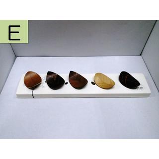 葉枝(箸)置き (5ケセット)/樺細工(食器)