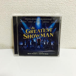 グレイテスト・ショーマン(サウンドトラック)(映画音楽)