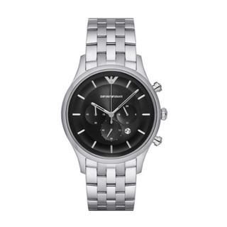 エンポリオアルマーニ(Emporio Armani)のエンポリオ アルマーニ EMPORIO ARMANIメンズ腕時計AR11017(金属ベルト)