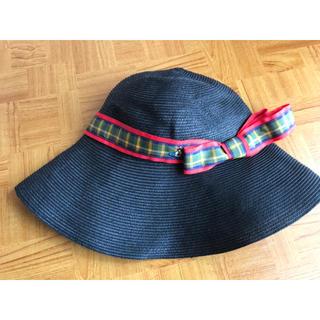 ヴィヴィアンウエストウッド(Vivienne Westwood)のまきろん様専用Vivienne Westwood麦わら帽子(麦わら帽子/ストローハット)
