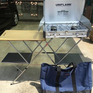 ユニフレーム(UNIFLAME)の電気系技術屋様専用(ストーブ/コンロ)