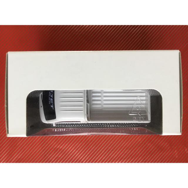 ダイハツ(ダイハツ)のダイハツ ハイジェット トラック プルバックカー カラーサンプル HIJET 白 エンタメ/ホビーのおもちゃ/ぬいぐるみ(ミニカー)の商品写真