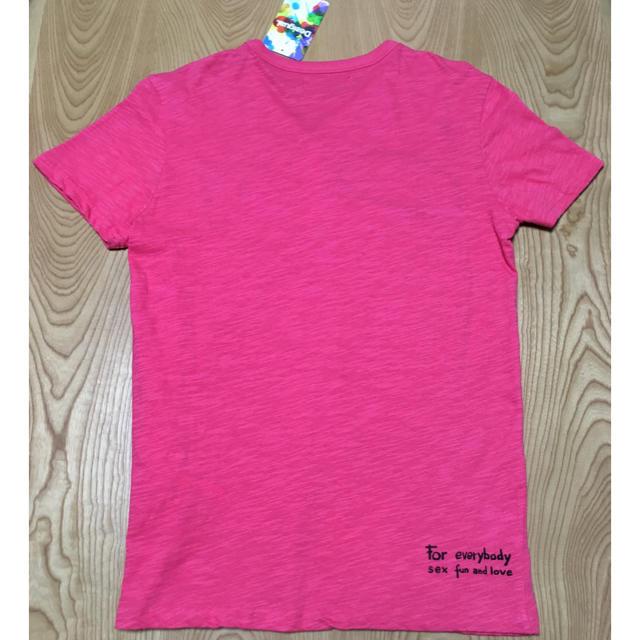 DESIGUAL(デシグアル)のデシグアル【新品】Tシャツ  Sサイズ メンズのトップス(Tシャツ/カットソー(半袖/袖なし))の商品写真