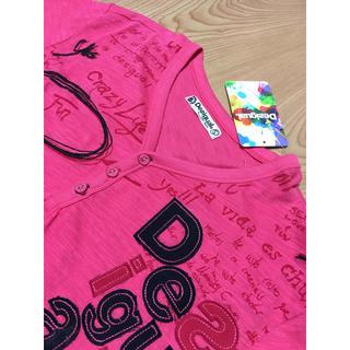 デシグアル(DESIGUAL)のデシグアル【新品】Tシャツ  Sサイズ(Tシャツ/カットソー(半袖/袖なし))