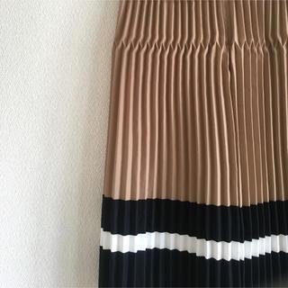 【値下げ】cleana プリーツスカート