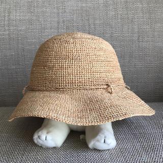 ムジルシリョウヒン(MUJI (無印良品))の無地良品 麦わら帽子(麦わら帽子/ストローハット)