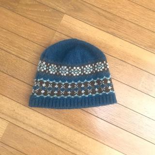 ERIBE ニット帽(ニット帽/ビーニー)