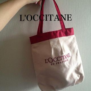 ロクシタン(L'OCCITANE)のL'OCCITANE♡非売品トート(トートバッグ)