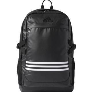 アディダス(adidas)の新品 アディダス adidas リュック バック パック 黒 ブラック(バッグパック/リュック)