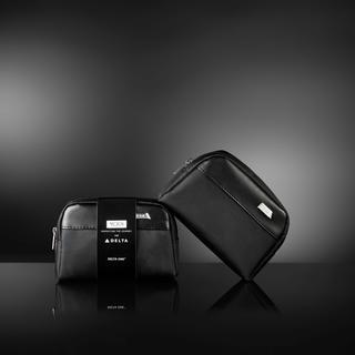 トゥミ(TUMI)のデルタ航空 TUMI アメニティ 2個セット(旅行用品)