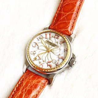 リトモラティーノ(Ritmo Latino)の美品☆ 電池交換済み Ritmo Latino 定価7万 スイス製 (腕時計)
