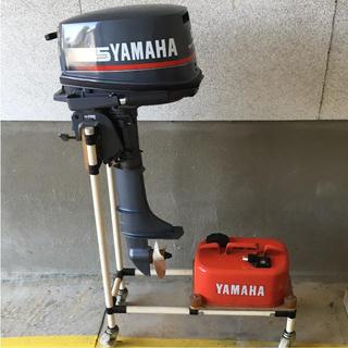 ヤマハ - ボート用ヤマハ船外機❗️