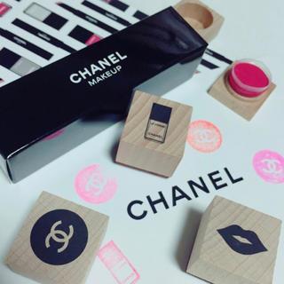 シャネル(CHANEL)のCHANEL スタンプ 非売品(ノベルティグッズ)
