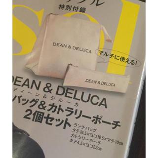 ディーンアンドデルーカ(DEAN & DELUCA)のマリソル 付録  DEAN&DELUCA (ポーチ)