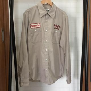 ワコマリア(WACKO MARIA)の美品!WACKO MARIA ワークシャツ(シャツ)