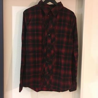 グラッサム(GRASUM)のGRASUM チェックシャツ(シャツ)
