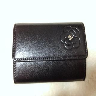 シャネル(CHANEL)のシャネル 名刺、コインケース(財布)