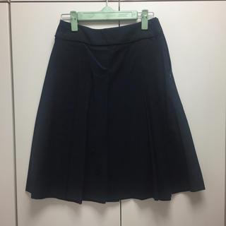 チャプターワールド(CHAPTER WORLD)のワールド黒スカート(ひざ丈スカート)