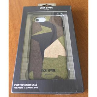 ジャックスペード(JACK SPADE)の値下げ‼️新品☆Jack Spade iPhone7ケース(iPhoneケース)