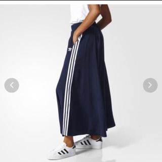 アディダス(adidas)のadidas オリジナルス スカート(ロングスカート)