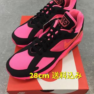 コムデギャルソンオムプリュス(COMME des GARCONS HOMME PLUS)の国内正規品新品28cmコムデギャルソン Nike Air Max 180(スニーカー)