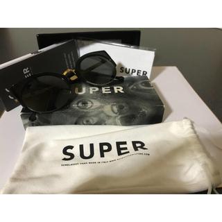 スーパーサングラス(Super Sunglasses)の〔値下げ!!〕SUPER LUCIA サングラス(サングラス/メガネ)