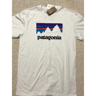 パタゴニア(patagonia)の【新品】Patagonia 半袖Tシャツ(Tシャツ(半袖/袖なし))