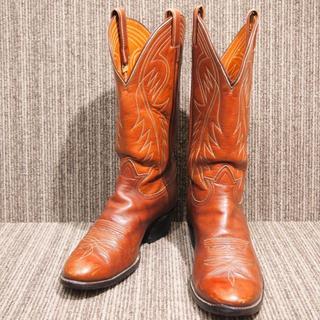 トニーラマ(Tony Lama)のトニーラマ■ウエスタンブーツ Size-25.5cm [Tony Lama](ブーツ)
