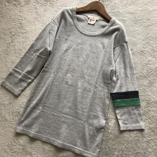 美品  クリフメイヤー  七分袖Tシャツ    M