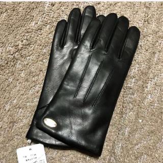 コーチ(COACH)のCOACH グローブ 福袋 レディース ブラック(手袋)